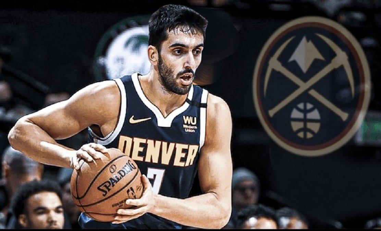 Campazzo jugará la próxima temporada de la NBA en Denver Nuggets