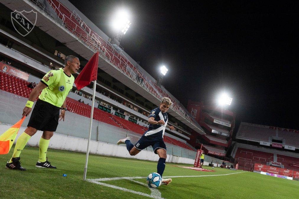 Independiente empató con Central Córdoba y dejó escapar la clasificación