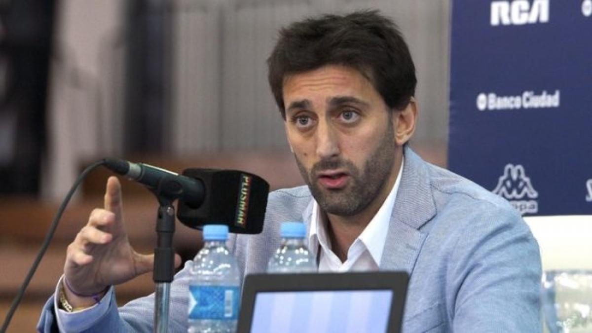 Diego Milito dejó de ser el mánager de Racing