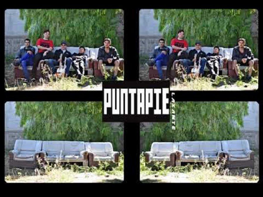 Puntapié: Una ensalada de influencias musicales