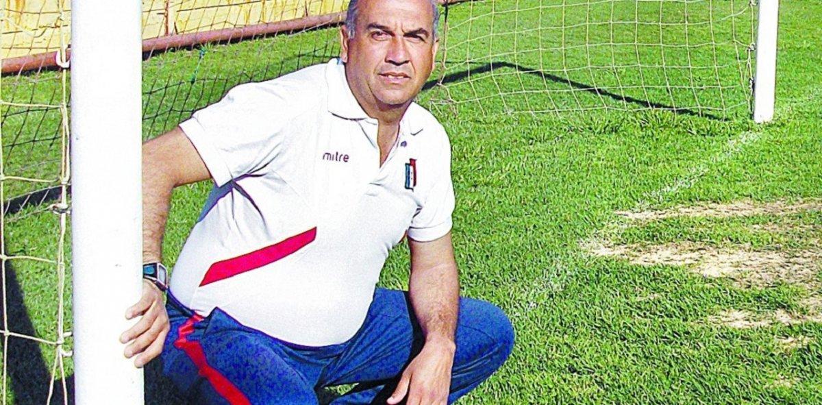 Sergio García fue compañero y rival de Diego Maradona.