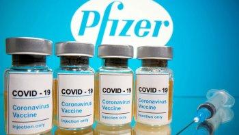 En 10 días, la vacuna de Pfizer podría llegar a Inglaterra