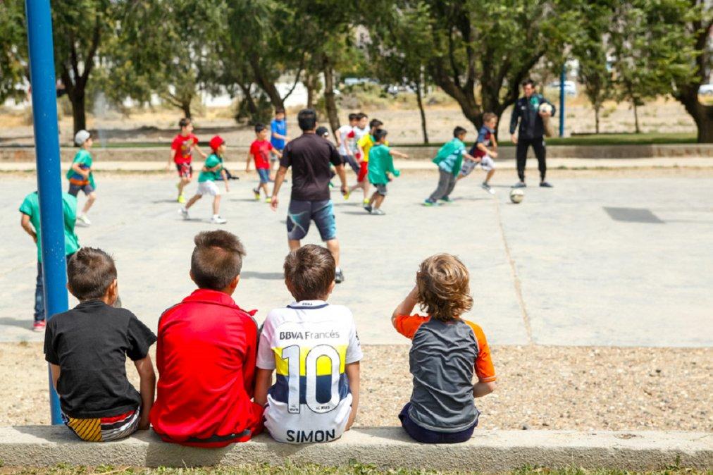 Escuelas de Iniciación Deportiva en Rada Tilly para este verano 2020-2021.