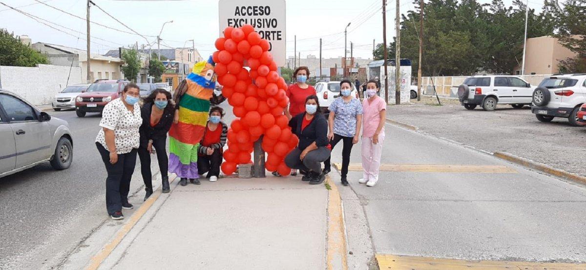 Este sábado continuarán con una jornada de detección de enfermedad de transmisión sexual.