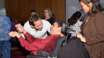 Comodoro continúa fortaleciendo las políticas en materia de discapacidad