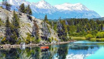 En la Cordillerase podrá vacacionar con un permiso provincial.