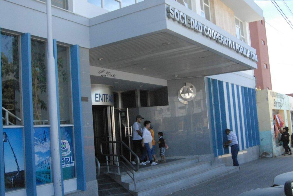 SCPL Comodoro Rivadavia.