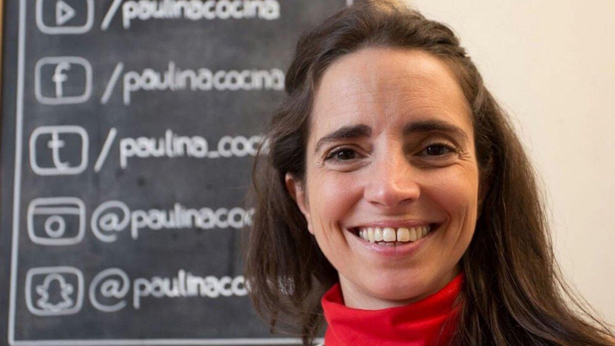 Paulina Cocina tomará sus vacaciones en Chubut