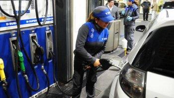 YPF subió las naftas un 3,5%