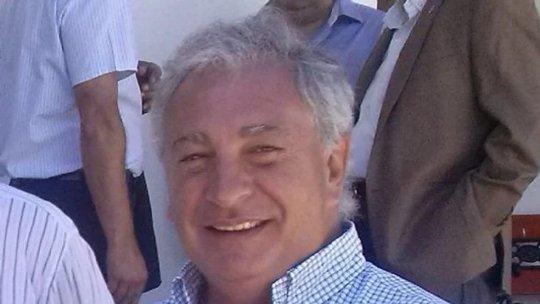 Alfredo García, presidente de la FECH.