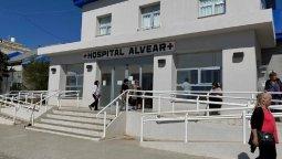 altText(La terapia intensiva del Hospital Alvear está llena)}