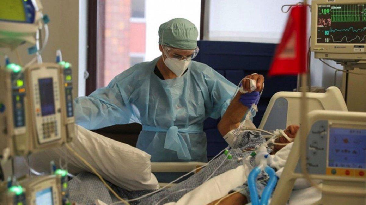 Se reportaron 162 nuevas muertes por coronavirus en el país