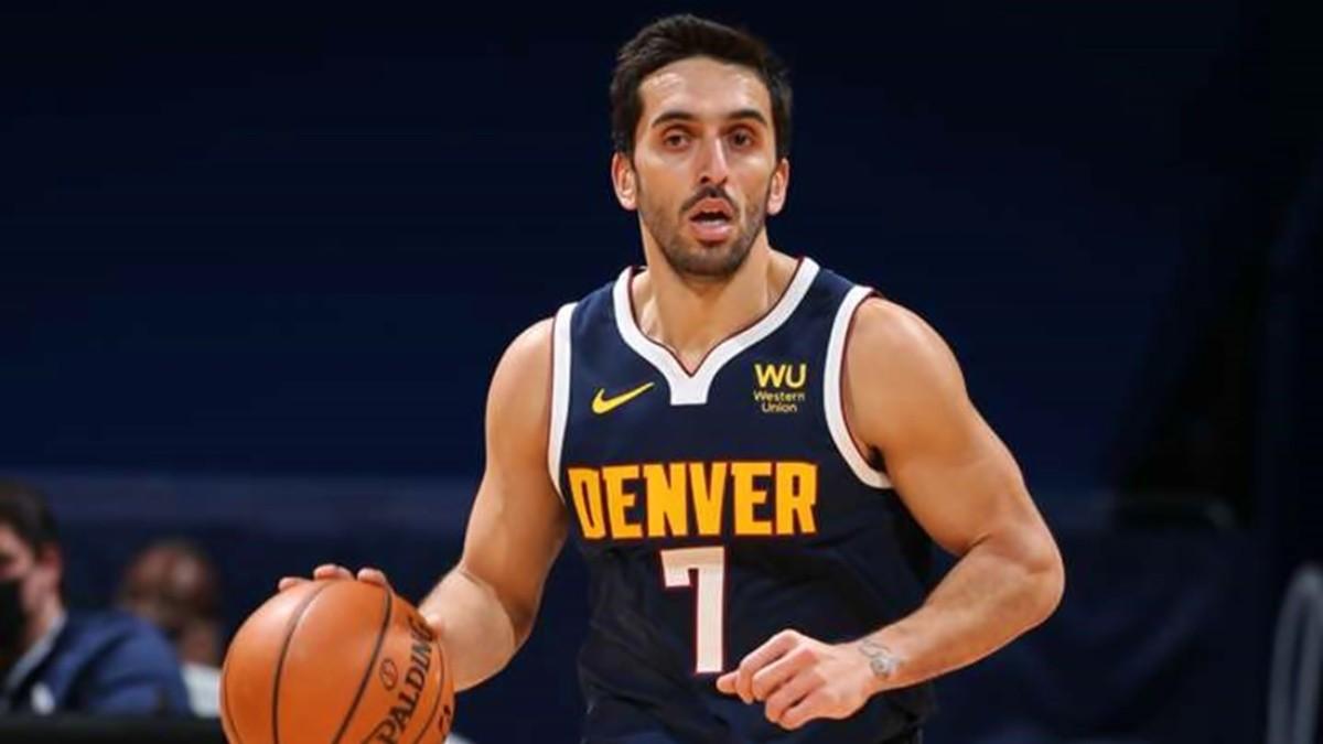 NBA: Campazzo se destacó en Denver Nuggets