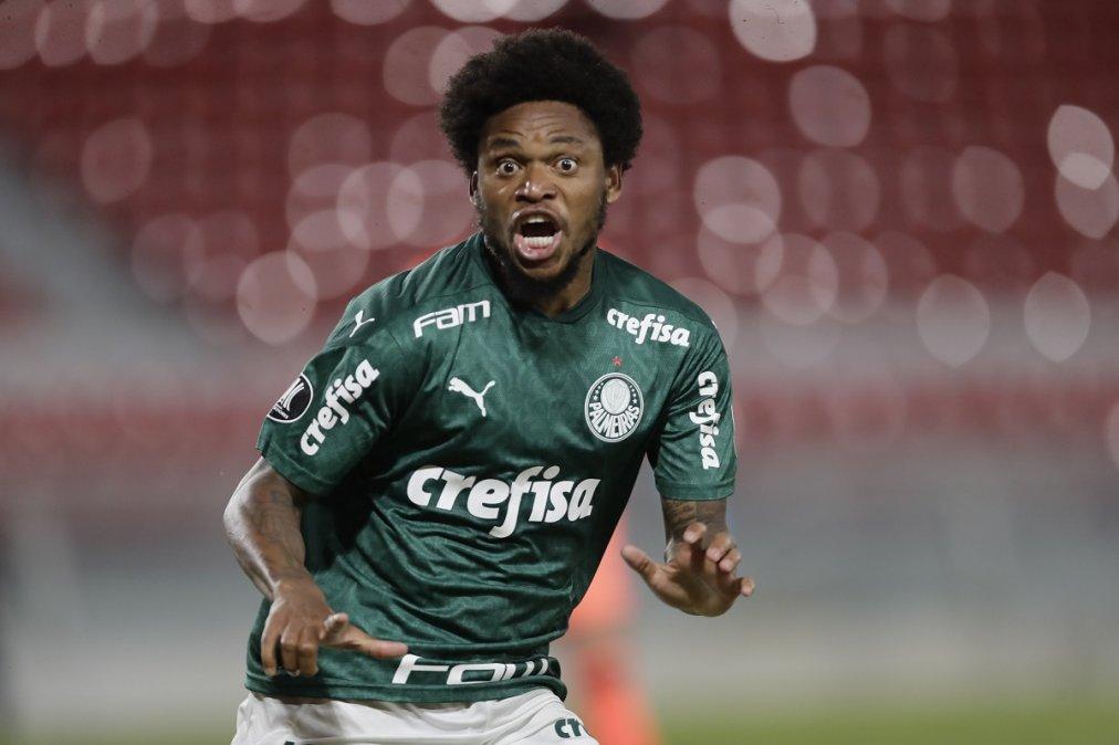 Palmeiras venció 3-0 a River y puso un pie en la final de la Copa Libertadores