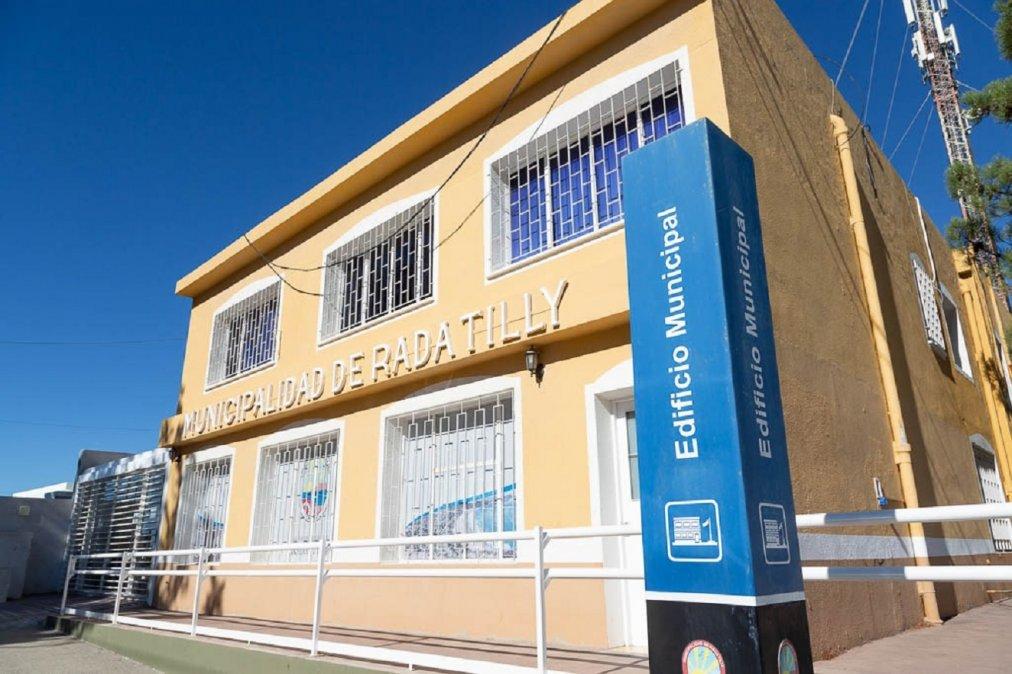 El municipio de Rada Tilly presentó el plan pago anual 2021.