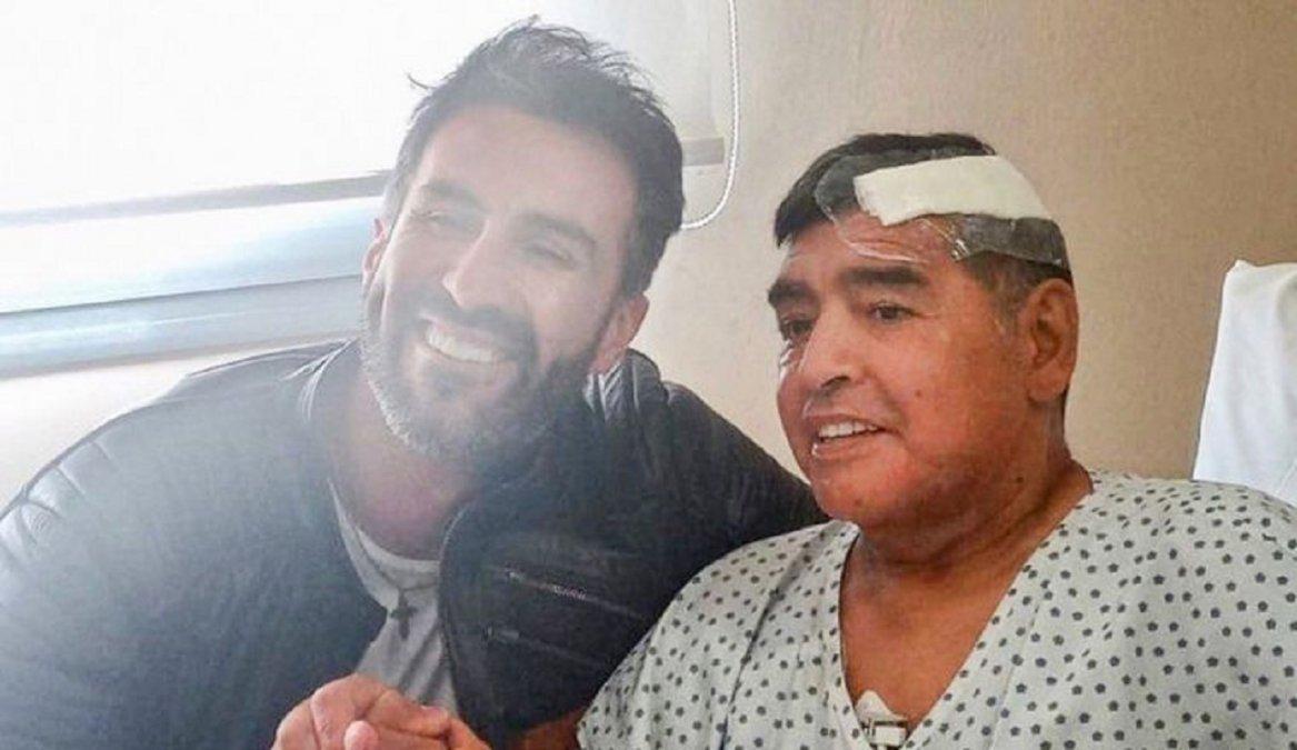Enfermeros confesaron que no sabían que Maradona era paciente cardíaco