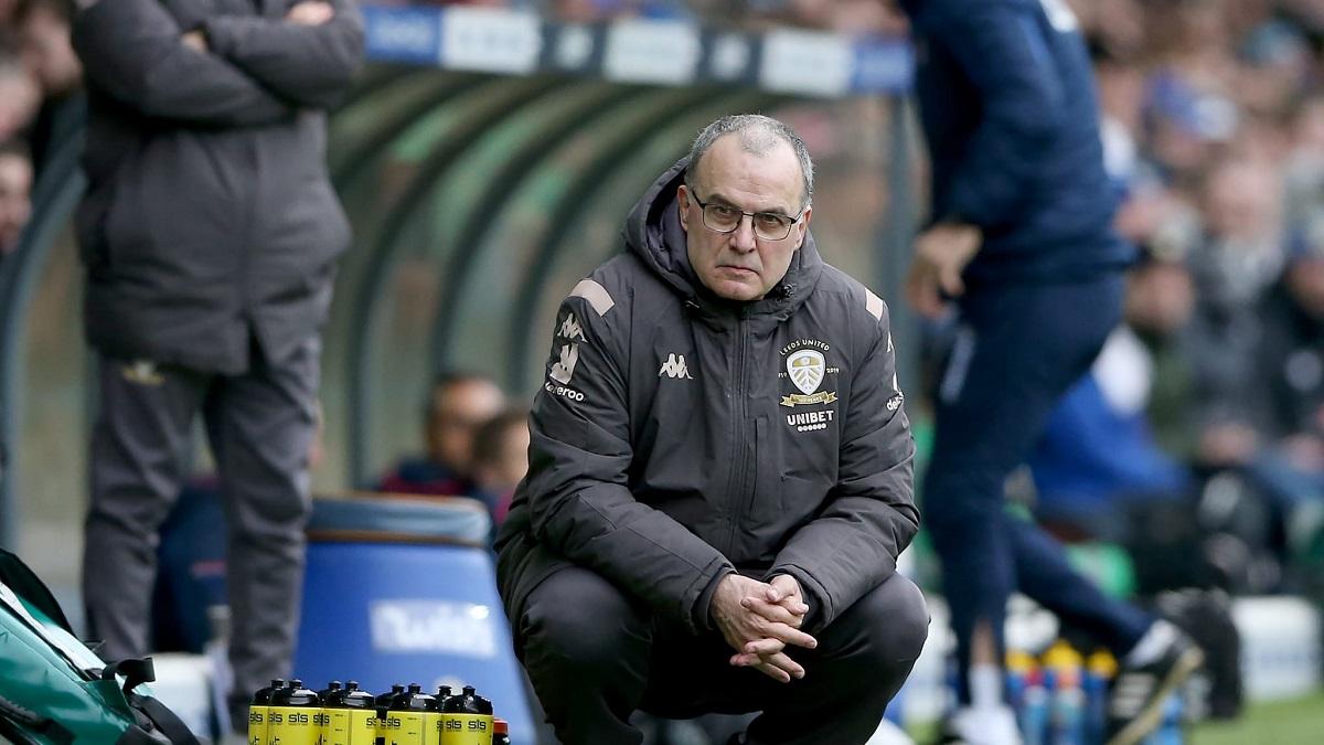 Bielsa comparó a una figura del Leeds con dos jugadores argentinos a los que dirigió