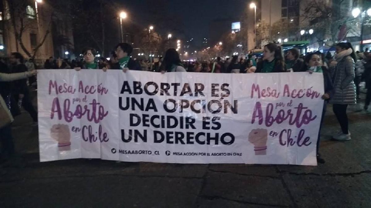 Chile comienza a debatir la despenalización del aborto.