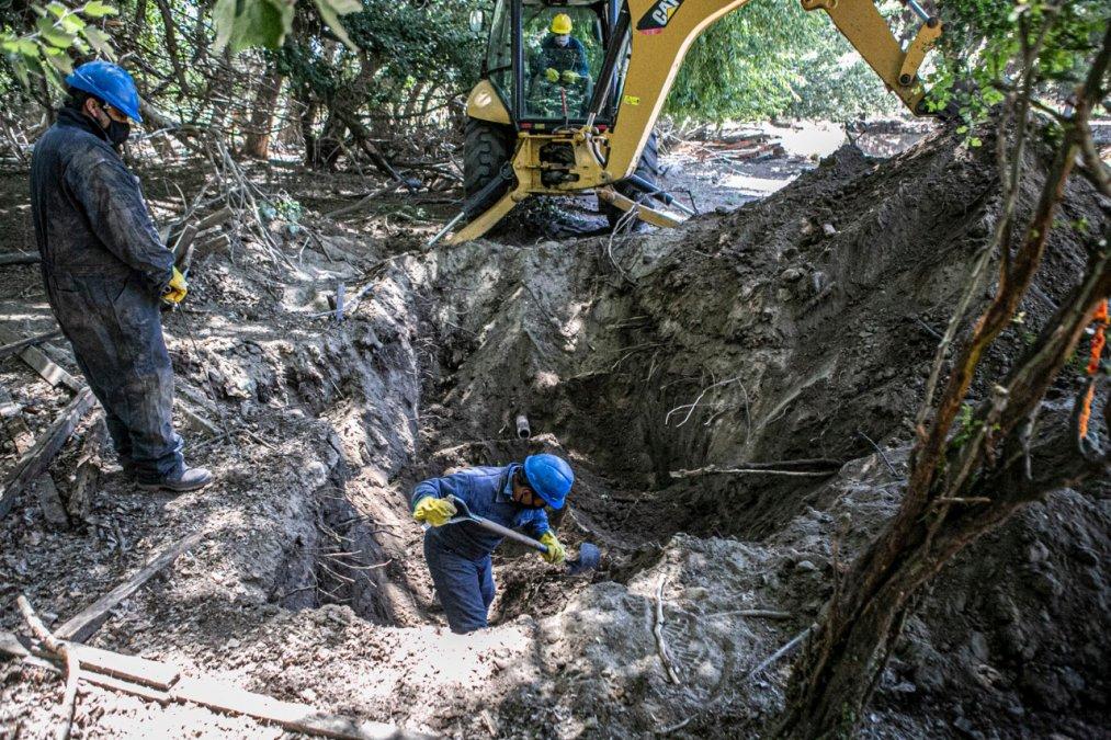 El municipio realiza estudios para sumar reservas de agua