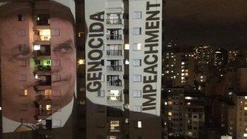 Cacerolazos para pedir la renuncia de Bolsonaro