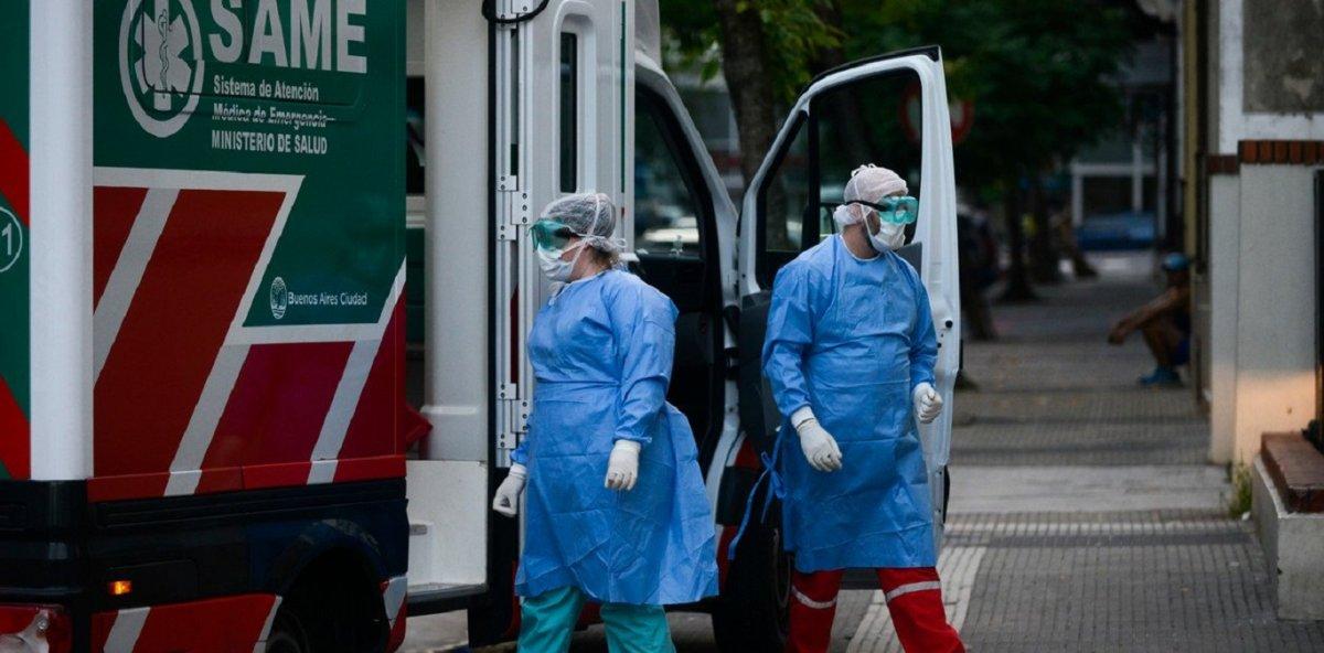 En las últimas 24 horas se registraron 7.264 nuevos casos de coronavirus en el país.