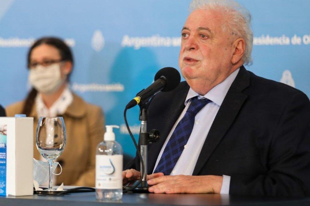 Para Ginés González García hay un ritmo de vacunación más acelerado