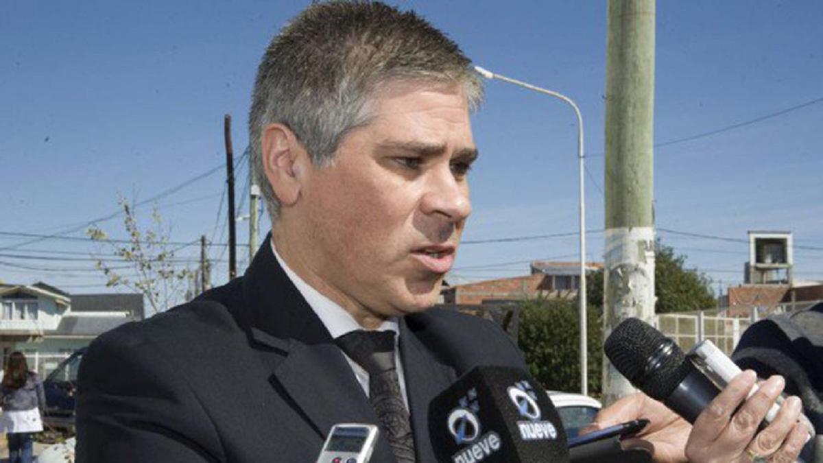El ex vicegobernador de la provincia de Santa Cruz y actual diputado nacional