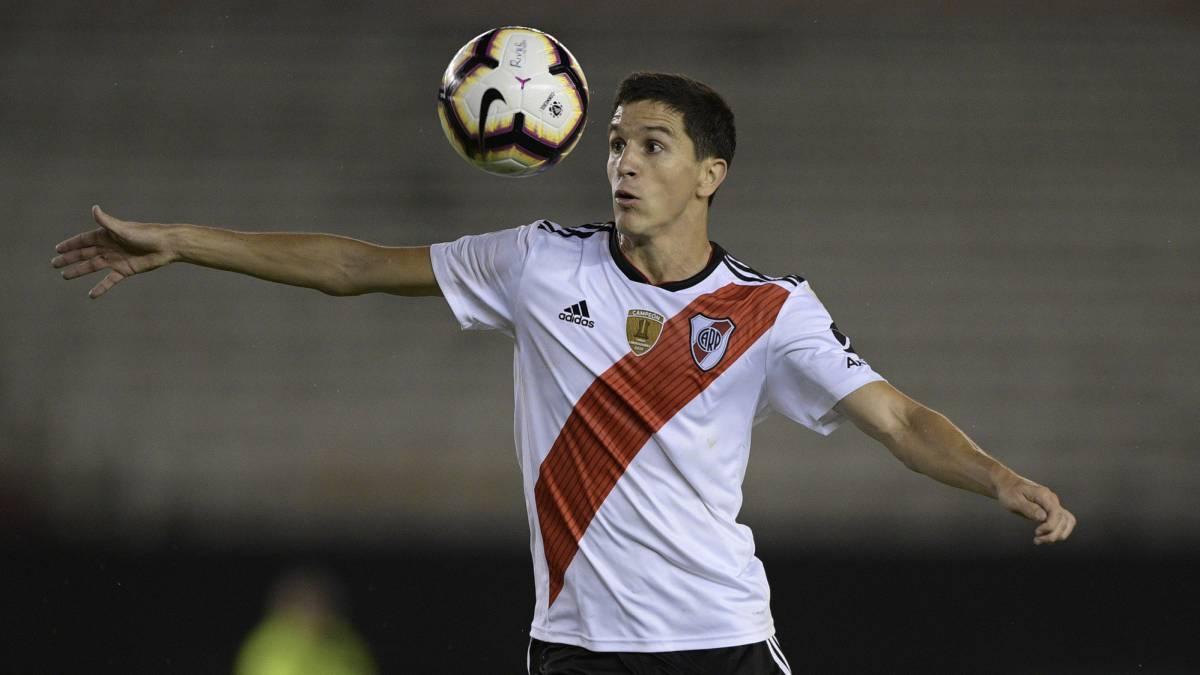 River: Nacho Fernández será operado