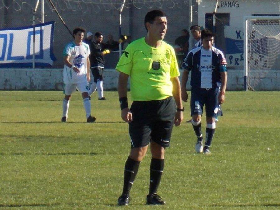 Raúl Brizuela será el reemplazante de Rujano en el partido entre Newbery y la CAI.