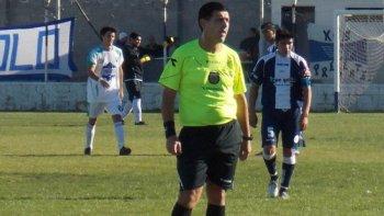 Newbery vs. CAI: El árbitro Rujano dio positivo y lo reemplaza Brizuela