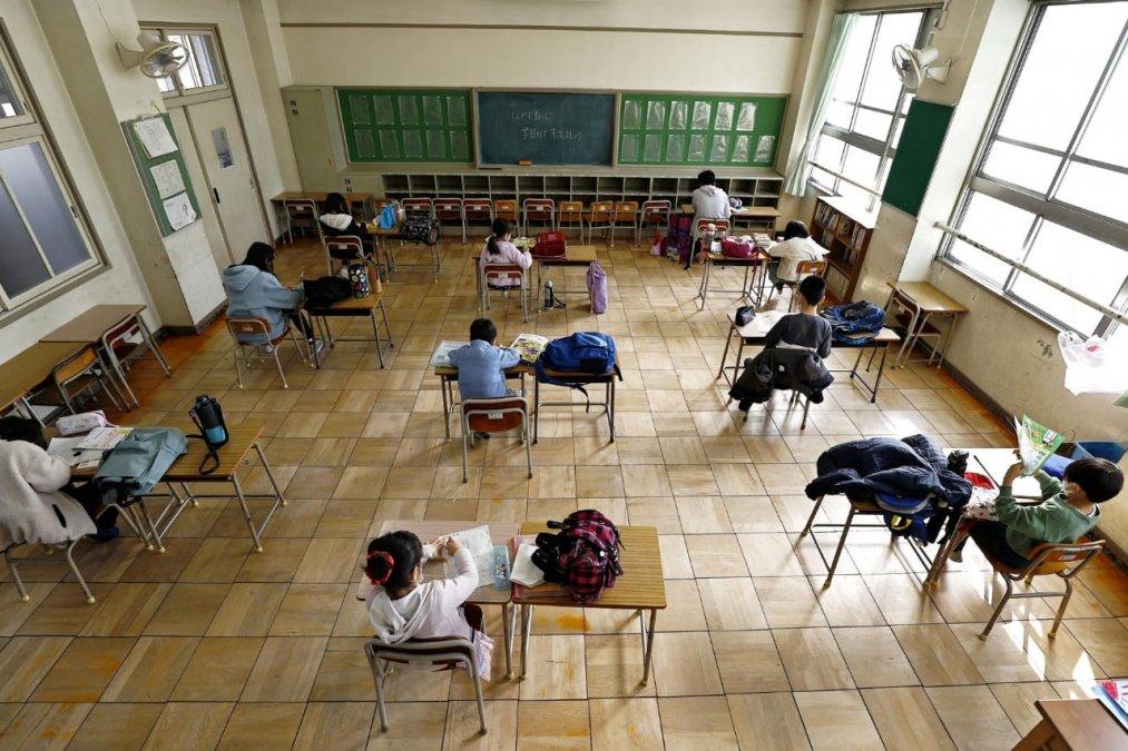 La vuelta a clases no empeoraría la situación epidemiológica en la provincia