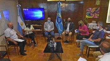 Provincia presentó el protocolo para el regreso a clases presenciales