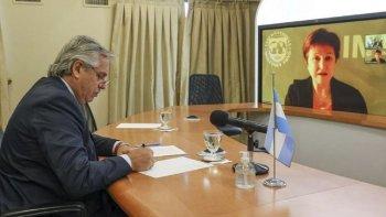 El FMI se comprometió a trabajar para la estabilidad de Argentina