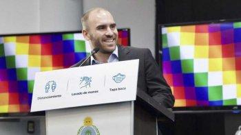 Guzmán ratificó que no se reactivarán el ATP ni el IFE