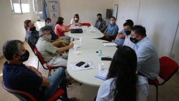 La municipalidad trabaja para colaborar con el desarrollo laboral de las cooperativas
