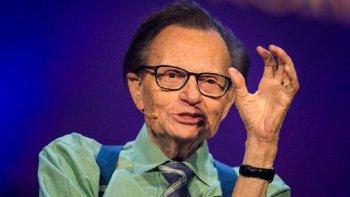 Murió por coronavirus el legendario periodista Larry King