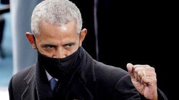 Barack Obama, ex presidente de los Estados Unidos.