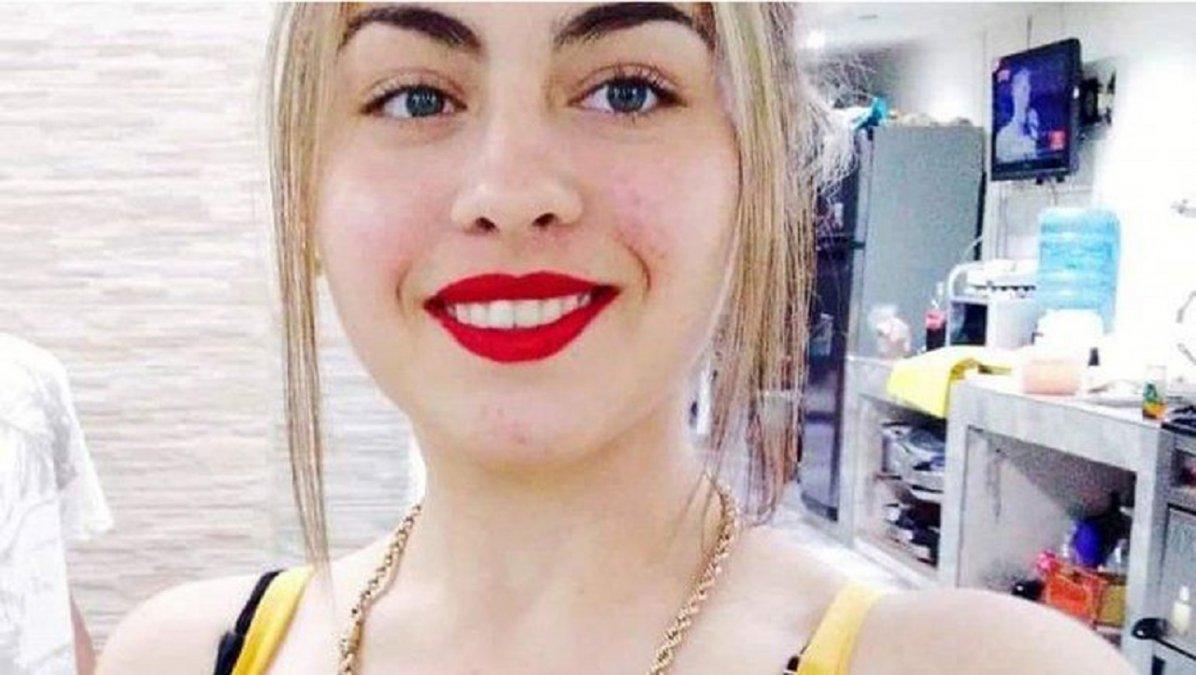 Reina Rubí Traico tiene 16 años y es oriunda de Ingeniero Jacobacci