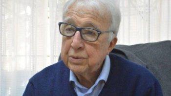 Murió el reconocido abogado y militante David