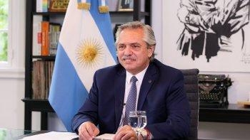 Alberto Fernández hará eje en la reactivación y la campaña de vacunación