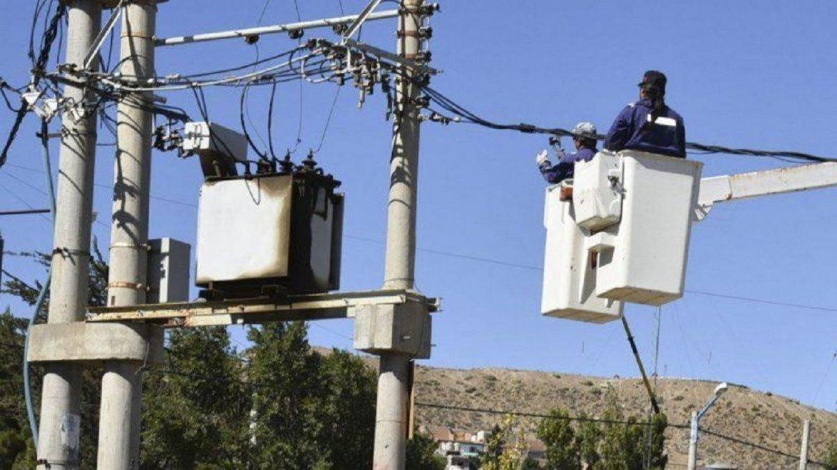 La SCPL anuncio cortes programados de energía para la zona sur de la ciudad.
