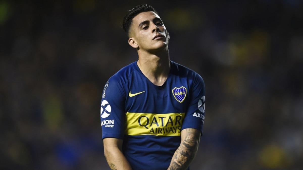 Boca: Cristian Pavón fue operado y estará dos meses sin jugar