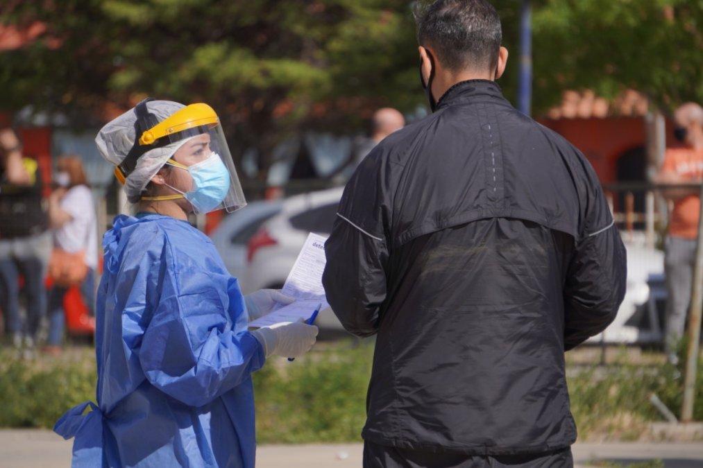 El conglomerado Comodoro Rivadavia y Rada Tilly sumaron este sábado 38 nuevos casos de COVID y 4 fallecidos.