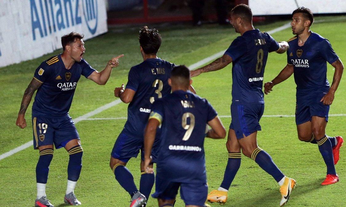 Boca debuta en la Copa de la Liga Profesional ante Gimnasia