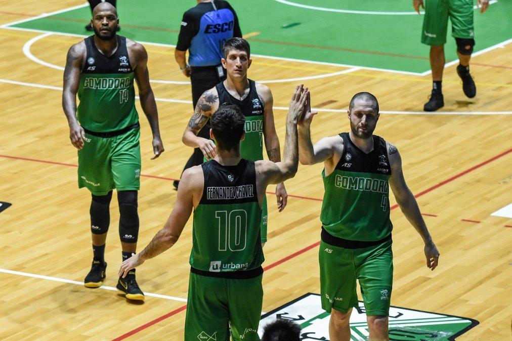 Los nueve jugadores que tuvieron minutos en Gimnasia convirtieron. (Matías García).