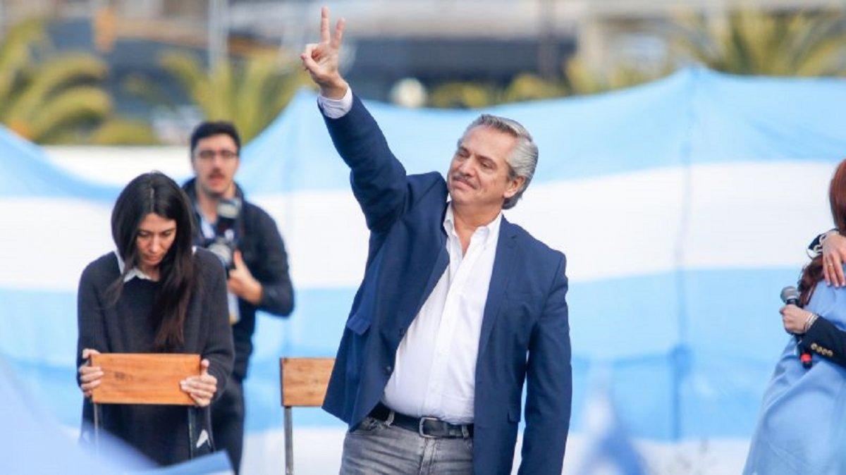 Alberto Fernández será el titular del PJ.