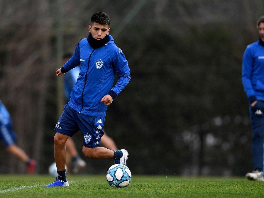 Vélez reincorporó a Almada y Brizuela tras la imputación por abuso sexual