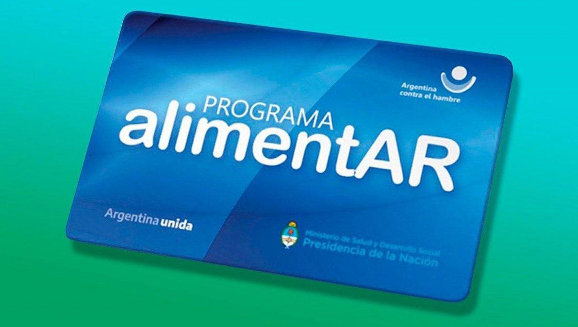 El Ministerio de Desarrollo Social de la Naciónrecargará en el día de hoy 1.500.000 de tarjetas Alimentar.