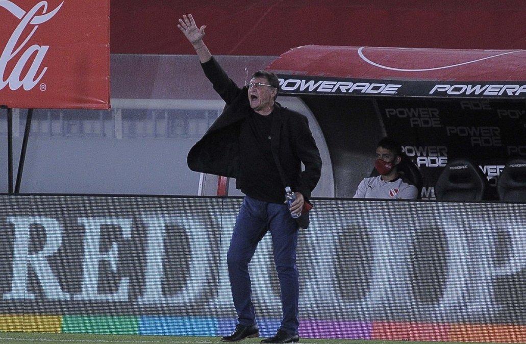 Independiente buscará ante Patronato sus primeros puntos en la era Falcioni