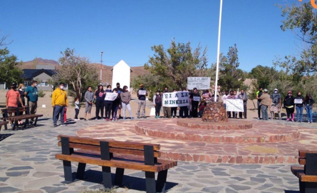 La comunidad originaria de Mallín de los Cual niegan haber presentado un amparo contra la zonificación minera en la Meseta